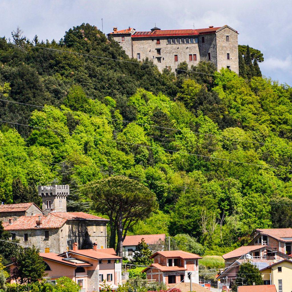 Castello Malaspina di Podenzana